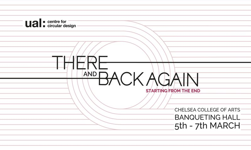 Poster for 'There and Back Again' 5-7th March